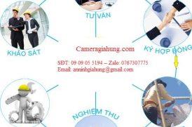 Dịch vụ camera giám sát giá rẻ TPHCM đáng tin cậy nhất