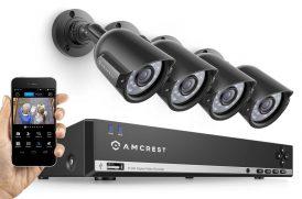 Nhận thi công lắp đặt camera quan sát giá rẻ trọn gói