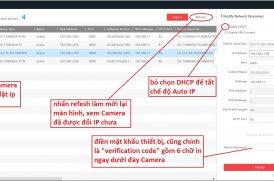 Hướng dẫn cách đặt IP tĩnh cho Camera Wifi EZVIZ, HIKVISION