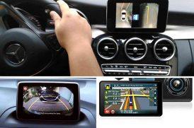 Vì sao nên lắp đặt camera 360 độ cho ô tô?