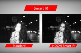 Smart IR: Tính năng hồng ngoại thông minh trong camera quan sát