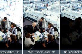 Chống ngược sáng trên Camera quan sát với WDR, DWDR, BLC, HLC