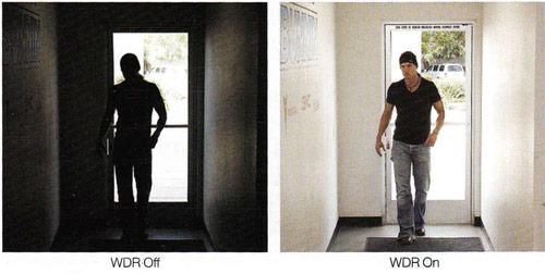 Tính năng WDR