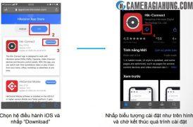Hướng dẫn sử dụng app Hik-Connect xem camera Hikvision hoàn chỉnh