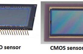 Cảm biến hình ảnh là gì? Cảm biến CMOS và CCD trong camera quan sát