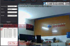 Hướng dẫn cài đặt camera yoosee xem trên máy tính