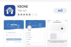 Hướng dẫn cài đặt và sử dụng camera KBONE – camera IP wifi KBVISION hoàn chỉnh